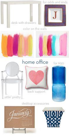home office wish list