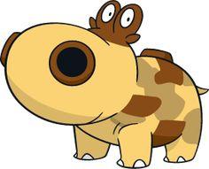 Hippopotas Pokemon Anime Pocketmonsters