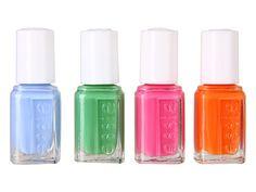Essie's Summer 2012 collection
