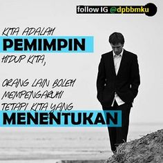 Jgn jadi yes men, kita harus punya prinsip dan pendirian... benar katakan benar, salah katakan salah    45 Kata Motivasi Semangat Kerja Keras Time Quotes, Work Quotes, Faith Quotes, Islamic Inspirational Quotes, Islamic Quotes, Motivational Quotes, Quotes Galau, Self Reminder, Quotes Indonesia