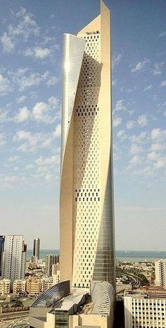 Alhamra Tower, Kuwait City