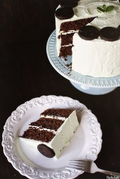 12 Life-Changing Chocolate Cakes #countryliving #recipes