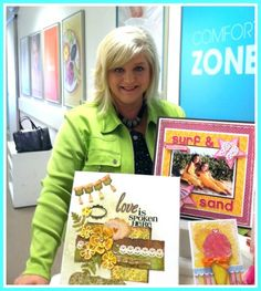 @Spellbinders President Stacey Caron on @HSN on Wed, 2/12 at 10am & 2pm EST.