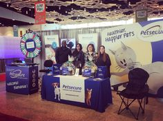 We're at the RBC Convention Centre in Winnipeg for the #WinnipegPetShow! Stop by and say hello!