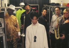 Prince and N.P.G. 2004, Musicology Tour