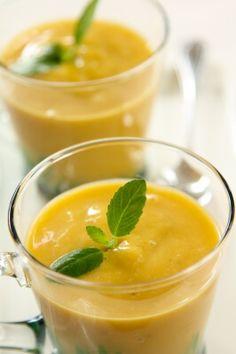 recettes minceur-smoothie ventre plat
