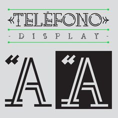 100 Greatest Free Fonts Collection - Teléfono