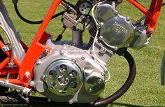 CR110 50cc DOHC Engine