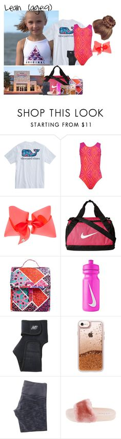 """""""Leah // 7-27-17 // TOPS Training All Morning ✨❤️"""" by dream-familiess ❤ liked on Polyvore featuring NIKE, Vera Bradley, New Balance, Casetify, lululemon and TheMuellerFamily"""