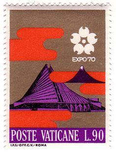 Philately Fridays: Expo '70