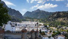 Contra el tópico, la Sierra de Grazalema, en Cádiz - Abril, aguas mil: los lugares más (y menos) lluviosos de españa