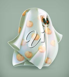Cheerful ghost, vector icon Halloween Clipart, Clipart Images, Vector Icons, Royalty Free Images, Cheer, Clip Art, Vector Clipart, Humour, Copyright Free Images