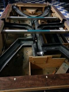 Post with 3365 votes and 6718 views. Inside of a pool table Diy Pool Table, Pool Table Sizes, Outdoor Pool Table, Pool Table Room, Diy Table, Bar Games, Pool Games, Table Games, Game Tables