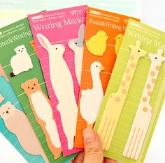 Cute lover Animals& family animal Sticky Notes by enjoyparty