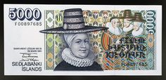 World's most beautiful banknotes