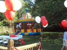 """Photo 4 of 31: Old fashion carnival / Birthday """"Ava's Vintage Carnival Birthday""""   Catch My Party"""