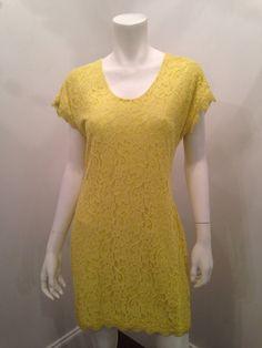 Click to shop - DIANE VOM FURSTENBERG LACE DRESS, SIZE 12