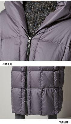 Qualità Inverno Cappotti sportivi Delle Donne 2018 di Nuovo Modo Oversize  Anatra Imbottiture Giubbotti Con Cappuccio 16ff67cdb68
