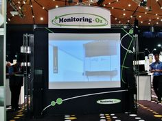 DesignView: Branded Trade Show Display with a Built-In Screen