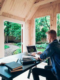PLEK7 Tiny House - entrepreneur