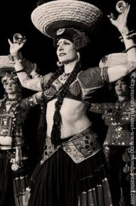 What is Tribal Style Belly Dance ? Part 2