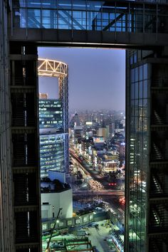 Seoul night view © leejinsu
