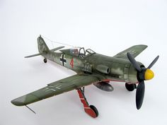 Fw-190 D-11 Eduard 1/48