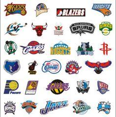 NBA+Basketball+Teams | Teams of the nba logos