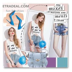 """""""Etradeal.com"""" by edy321 ❤ liked on Polyvore featuring Kate Spade, Ella Rabener and etradeal"""