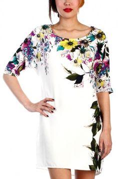 LoveMelrose.com From Harry & Molly | spring flower dress
