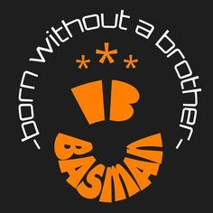 Basman bicycle logo