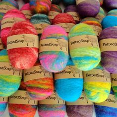 Felted Soap | Wrap Baby Boutique