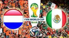 Kiki es mundial 2014: .México contra Holanda y la maldición de los octavos de final