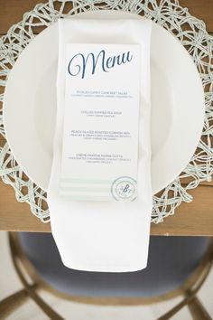 preppy menu