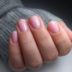 Nude nails | short nails design | DES_MYNAILS Short Nail Designs, Nude Nails, Short Nails, Nails Design, Makeup, Beauty, Beige Nail, Nail Hacks, Make Up