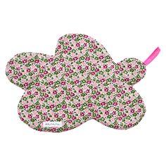 Doudou nuage Campanule rose