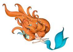 La Petite Sirene from lafianceeaubeurresale.blogspot.