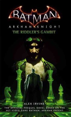 THE OFFICIAL PREQUEL TO THE MOST EAGERLY AWAITED GAME OF 2015 -- BATMAN: ARKHAM KNIGHT! The Joker's death has left a void in the Gotham City underworld--a void the Riddler seeks to fill in the deadlie