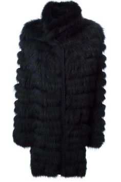 12 Fur coats that will keep you warm in this Arctic weather.