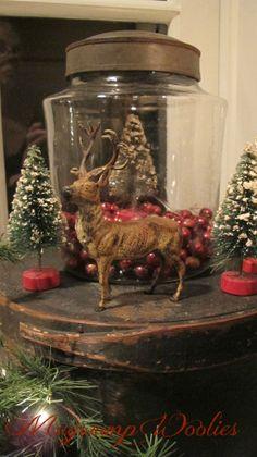 German reindeer - love this