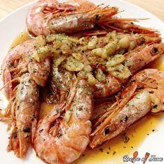Halabos na Hipon Recipe - Recipe Ni Juan Seafood Boil Recipes, Seafood Dishes, Shrimp Recipes, Fish Recipes, Philapino Recipes, Great Recipes, Cooking Recipes, Recipies, Peanuts