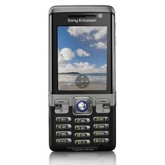 Sony Ericsson Cyber-shot Unlocked Phone with MP Camera, International Media Player, Memory Slot--U. Version with Warranty (Speed Black) Unlocked Smartphones, Unlocked Phones, Phone Codes, Cell Phones For Sale, Old Phone, Mobile Technology, Cell Phone Accessories, Sony, Cool Things To Buy