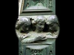 Fotos de: Italia - Florencia - Detalles puerta del Duomo - Bajos relieves
