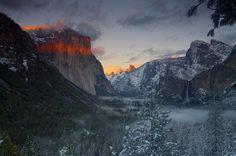 Spring time in Yosemite.