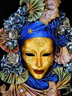Venice - Carnival mask.