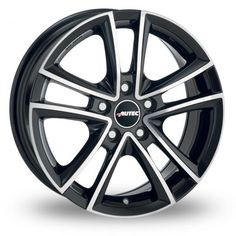 View large image of 17 Inch Autec Yucon BP Alloy Wheels