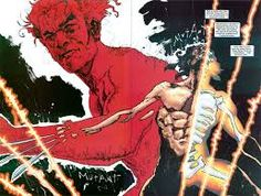 Image result for echo wolverine david mack