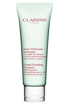 Clarins Gentle Foaming Cleanser (Combination/Oily)