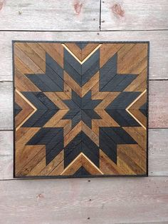 Salvaged wood decor Reclaimed wood art Lath wall art Rustic