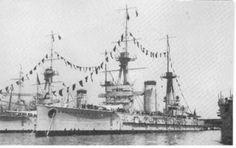Acorazado Alfonso XIII desembarco alhucemas
